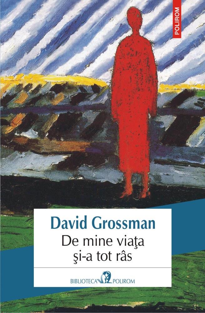 """Interviu cu scriitorul David Grossman: """"O carte trebuie să le lase spațiu cititorilor să scrie singuri acea parte pe care autorul decide să nu o spună"""""""