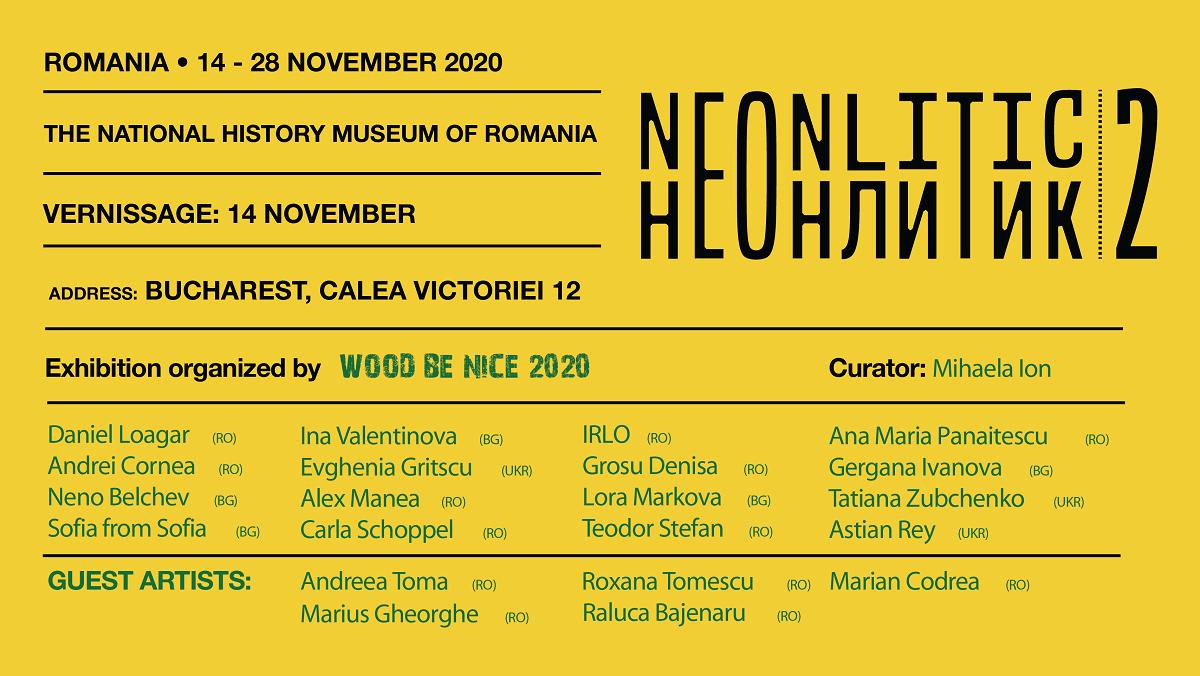 NeoNlitic 2.0, până pe 28 noiembrie la Muzeul Național de Istorie din București