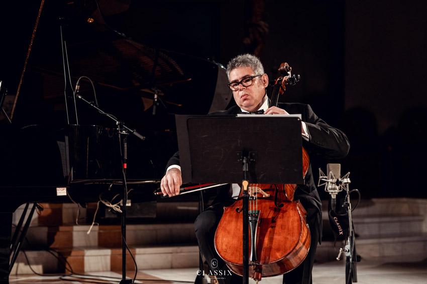 Classix 2021, ediția a doua – De vorbă cu violoncelistul Filip Papa, acordeonistul Milan Rehak și chitaristul Remi Jousselme