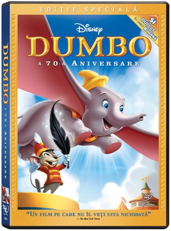 Cum a trecut Disney de criza pe urechile lui Dumbo