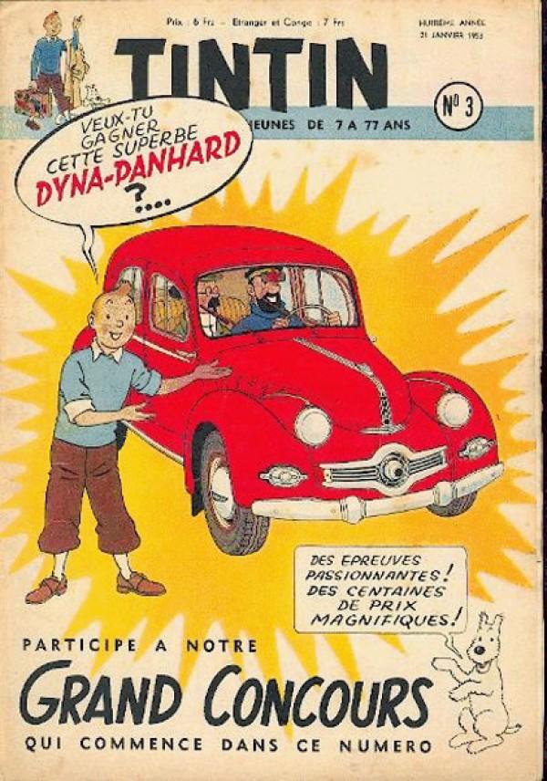 File din istoria benzii desenate