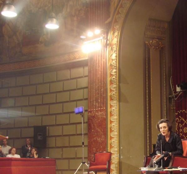 Laureata Nobel 2009 in Romania