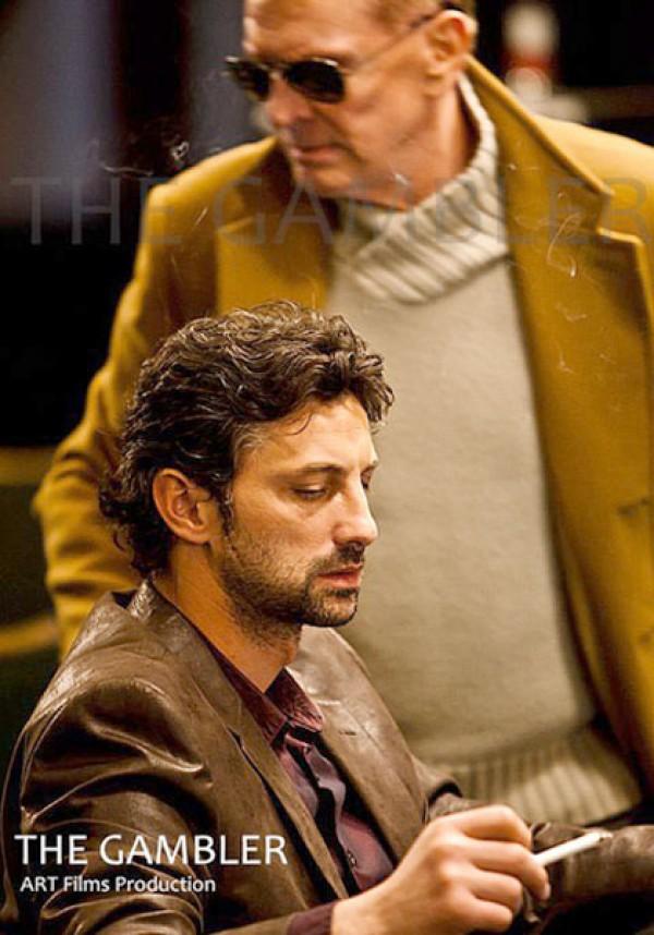 Actorul iesean Ion Sapdaru joaca intr-un film la Las Vegas