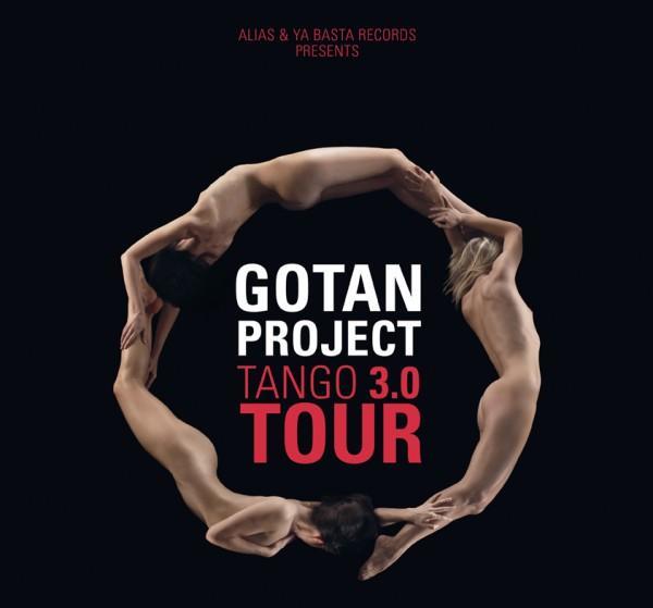 Gotan Project revin in Romania