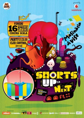 NexT si ShortsUP isi unesc fortele si aduc