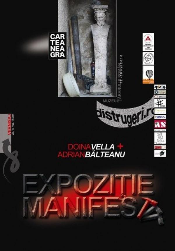 www.distrugeri.ro, o expozitie-manifest