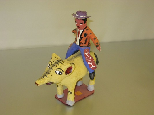 Mexicul fara sombrero la Muzeul Taranului Roman
