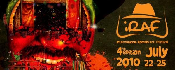 International Romani Art Festival la a IV-a  editie