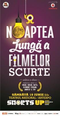 Oscar, Berlin, BAFTA si Clermont Ferrand sub acelasi acoperis la NOAPTEA LUNGA A FILMELOR SCURTE