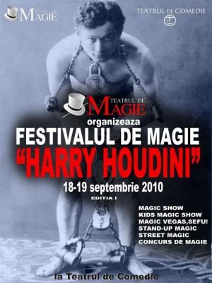 Trei zile magice la Bucuresti: prima editie a Festivalului