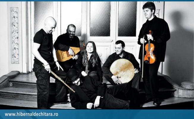 Muzica romaneasca veche cu Imago Mundi