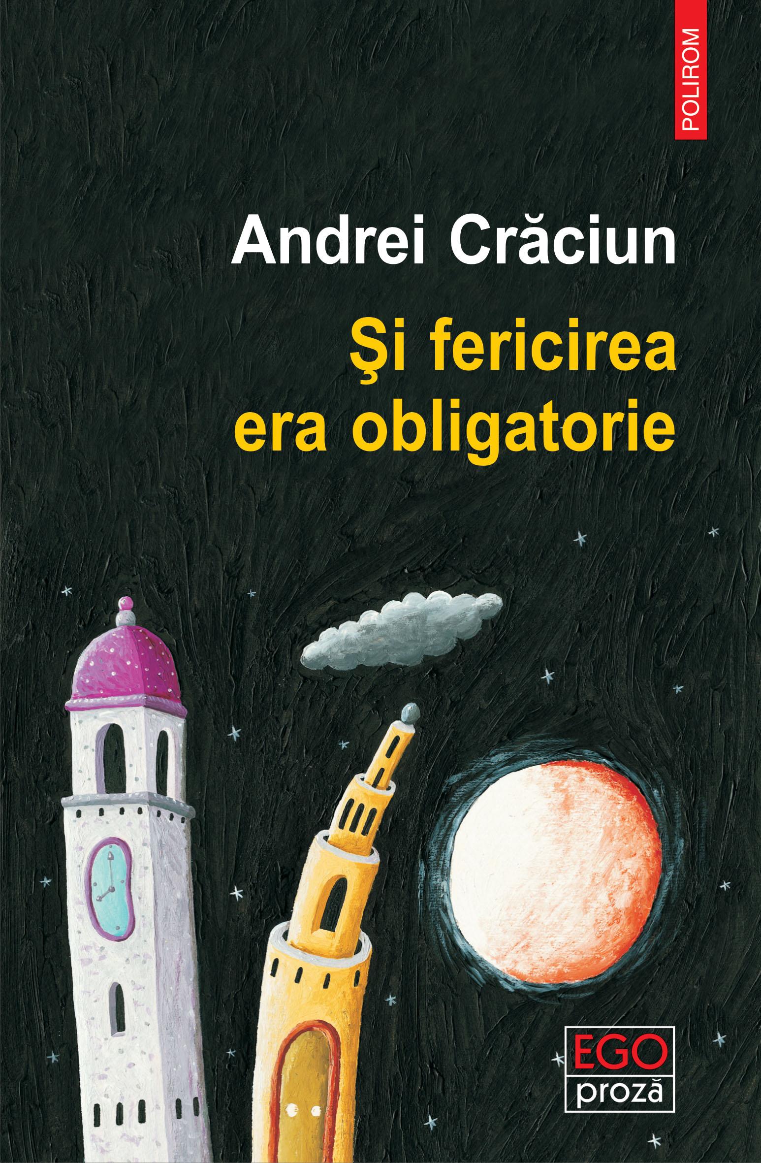 """Interviu cu scriitorul Andrei Crăciun: """"Trăiesc în deplină democrație cu textele pe care le scriu"""""""