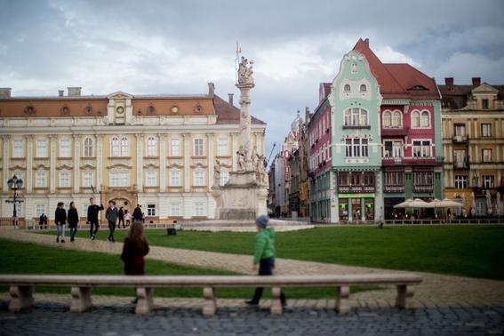 Timișoara pe drumul spre Capitală Culturală Europeană în 2021