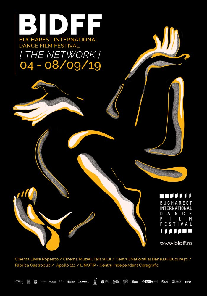 Bucharest International Dance Film Festival la a V-a ediție: 4-8 septembrie