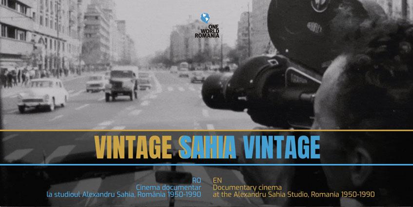S-a lansat platforma online Sahia Vintage
