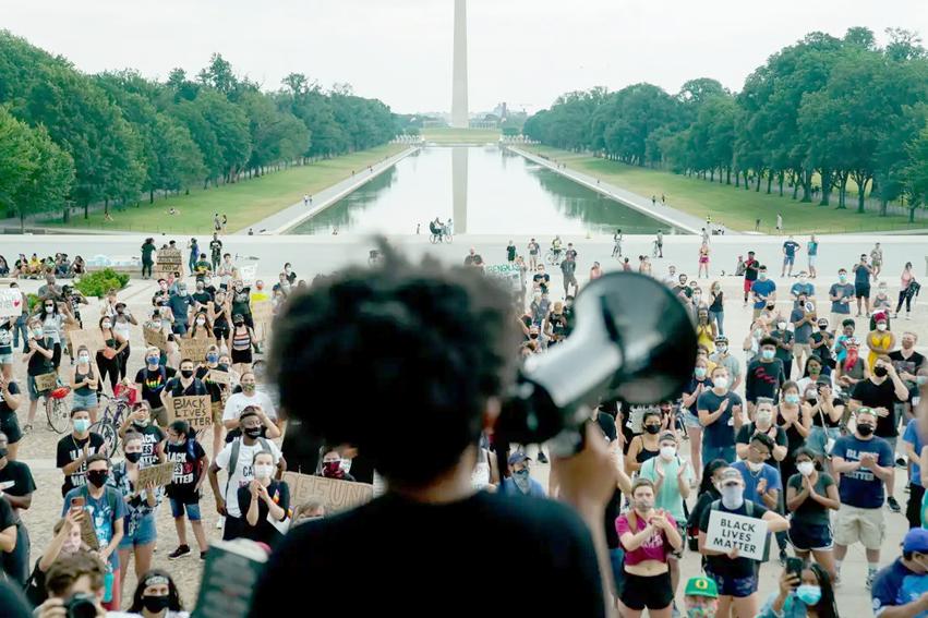 Cultura colorată în negru, nuanța <i>Black Lives Matter</i>