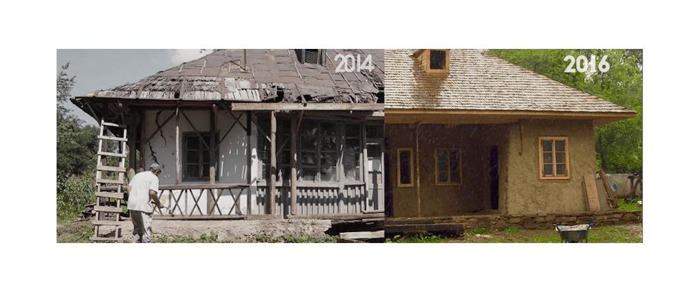 Povestea salvării unui monument de către particulari – După 7 ani de eforturi, Casa George Enescu de la Mihăileni a intrat în circuitul cultural