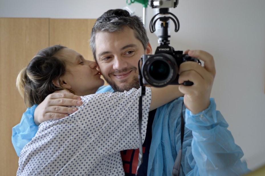 """Andrei Dăscălescu despre documentarul său, <i>Tatăl nostru</i>: """"Fără să devin prea ezoteric, aș zice că niște forțe au lucrat în favoarea acestui film"""""""