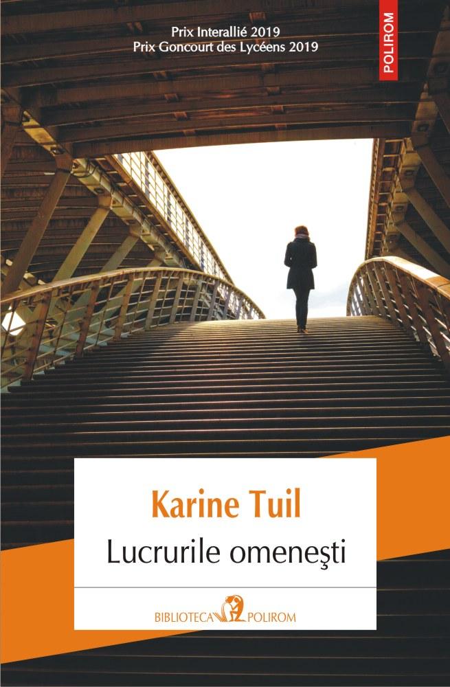 """Interviu cu traducătorul Daniel Nicolescu: """"<i>Lucrurile omenești</i> e un roman puternic, construit cu rigoare și prudență"""""""